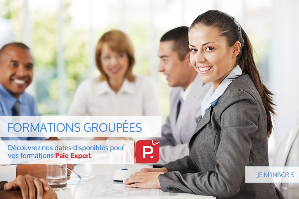 Formations groupées Paie Expert