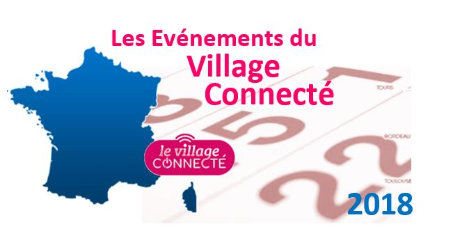 LES EVENEMENTS DU VILLAGE CONNECTE